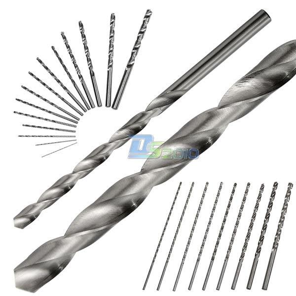 New 10mm 1 Pc Extra Long 200mm HSS Twist Drill Straigth Shank Auger Drilling Bit<br><br>Aliexpress
