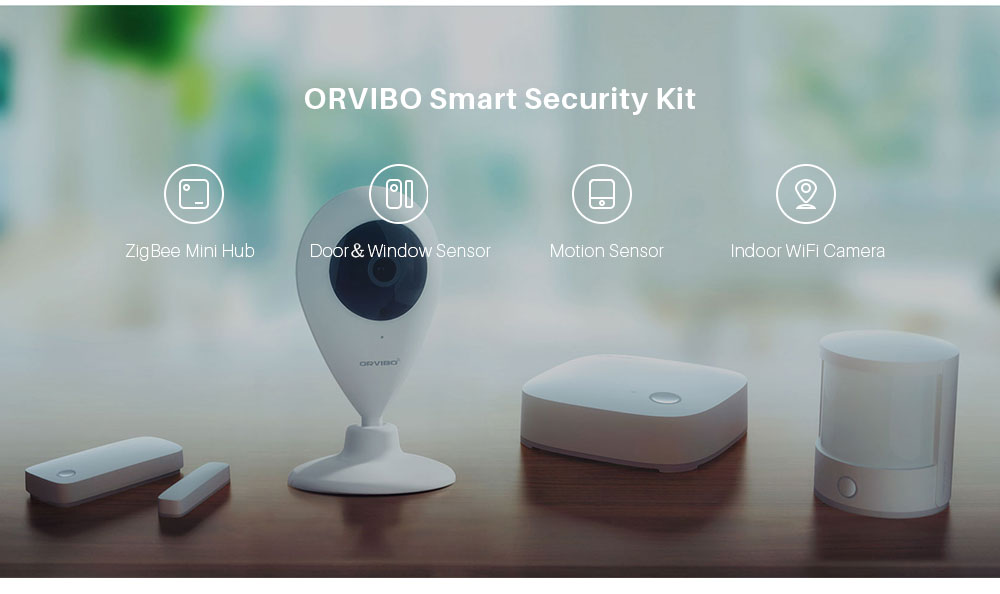 Orvibo ZigBee Smart Home Security Kit (2)