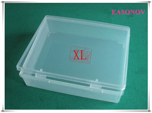 New small plastic box transparent small parts boxes jewelry boxes and plastic boxes10pcs / lot free shipping!