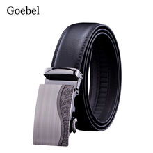 Buy Goebel Designer Leather Strap Male Belt Automatic Buckle PU Leather Black Belts Men Business Classic Man Belts for $3.69 in AliExpress store