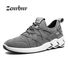 ZENVBNV Brand 2018 Spring/Autumn Men's Fashion Casual Shoes Trend Male Breathable Sneakers Comfortable Flats Classic Shoes 39-44