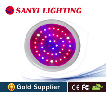 90W Led grow light mini ufo plant lamp AC85-265V grow Box red 630nm blue 460nm for Indoor grow tent growbox