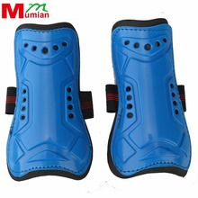 Mumian New Designed Ultra Light Cuish Plate Soft Football Shin Pads Soccer Guards Shinguard Sports Leg Protector Children(China)
