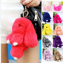 15CM cute play dead rabbit plush animals toy small pendant for kids birthday gift CX366956(China)