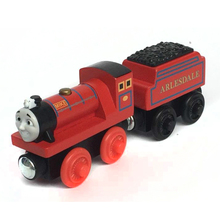 W53 RARE MIKE & TRUCK Original Thomas And Friends Railway Railway Model Train Engine Magnetic Boy Toy Christmas Present(China)