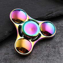 Fidget Spinner metal Hand Spinner High Speed NSK R3 Bearing Titanium Alloy Toys Anxiety Stress Adults Kid Metal finger spinner