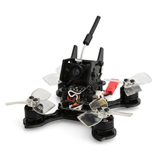LANCHI Monster 76mm Micro FPV Racing Drone 5.8G 700TVL CMOS / F4 FC with OSD / 4-in-1 BLHeli - S DShot ESC BNF Version