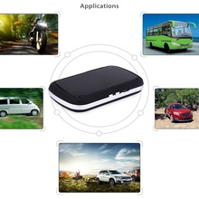 LK208 Mini Car GPS Tracker Waterproof Tracking System for Vehicle Realtime Geo-fence with 60 Standby Days ( 5000mAh )