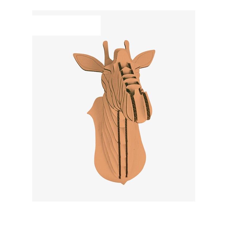 online kopen wholesale herten hoofd kartonnen uit china