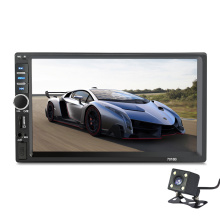 2 Din General Car Models 7'' inch LCD Touch Screen Car Radio Player Bluetooth Car Audio Support Rear View Camera