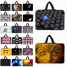 "Free Shipping Fashion 12.8"" 13.3"" Notebook Computer Bag For Women Men Neoprene Portable Inner Case Bags For Macbook Air 13"" PC(China)"