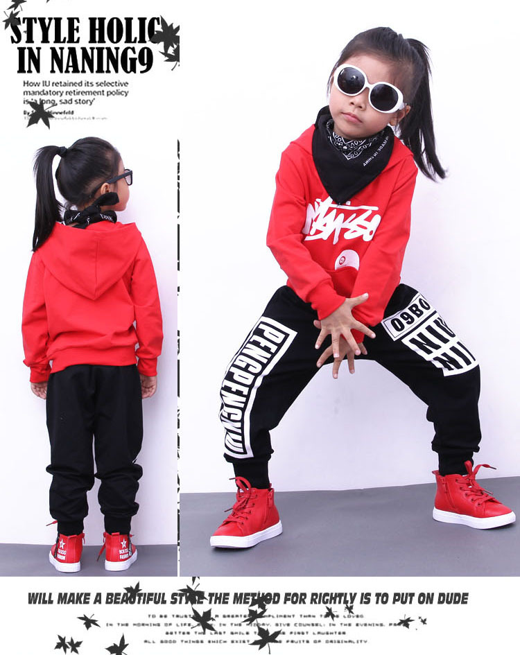 boys hoodie and pant sets 1039-14