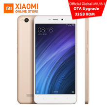 Xiaomi Redmi 4A 2GB 32GB ROM Mobile Phone Snapdragon 425 Quad Core CPU 2GB RAM 5.0 Inch 13.0MP Camera