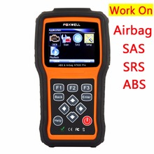 Foxwell NT630 pro Car ABS Airbag SAS SRS Diagnostic Tool OBD2 OBD1 Engine Code Readers Automotive Scanner OBD2 EOBD Car Detector
