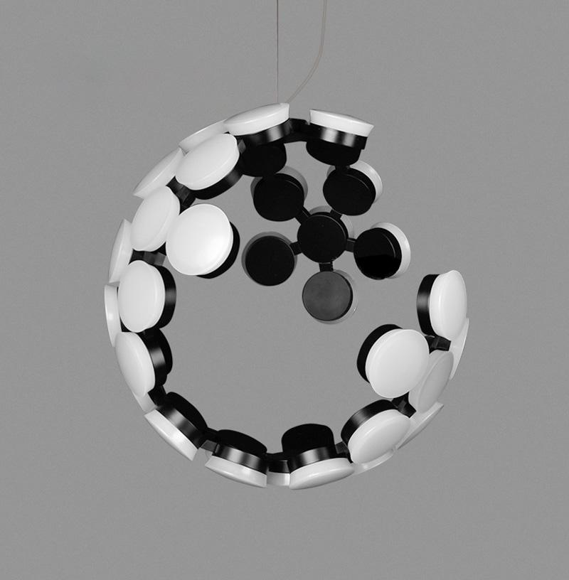 Horsten Nordic Postmodern Creative Pendant Light Art Decoration Personality Dining Room Pendant Lamp LED Hanging Lighting For Cafe Bar (9)