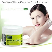 Tea Tree Face Cream Acne Scar Remove Acne treatment Powerful acne remover Remove whelk shrink pore Moisturizing Face care Cream