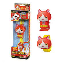 Anime Yokai Watch Watch 2 in 1 Japanese Transfermation yo-kai Action Figure Toy For Kids without box(China)