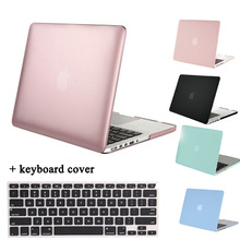 MOSISO for Macbook Pro 13 Retina 12 15 Matte Plastic Hard Cover Case for Mac book Pro Retina 13.3 15.4 inch Laptop Shell/Skin(China)