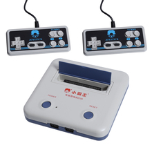 TV Video Game Console 8 Bit Games Entertainment Game Console + two Handle Control Game Kids Child Gift(China)