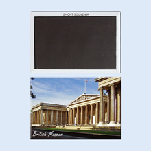 British Museum London The United Kingdom 22549  gifts for friends   Landscape  Magnetic refrigerator   Travel souvenirs