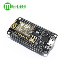 D403 10pcs New Wireless module NodeMcu Lua WIFI Internet of Things development board based ESP8266 with pcb Antenna and usb port(China)