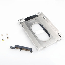 High Quality Hard Drive Caddy Connector For HP For Pavilion DV6000 DV9000 Presario V6000 F700 HDD Enclosure(China)