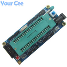 AVR Mini System Development Board ISP Atmega16 Minimum System Board ATmega32(China)