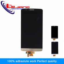 "Buy Liujiang 5.5"" LCD LG G3 LCD Touch Screen Digitizer Assembly G3 Display D850 D851 D855 D858 Replacement for $31.90 in AliExpress store"
