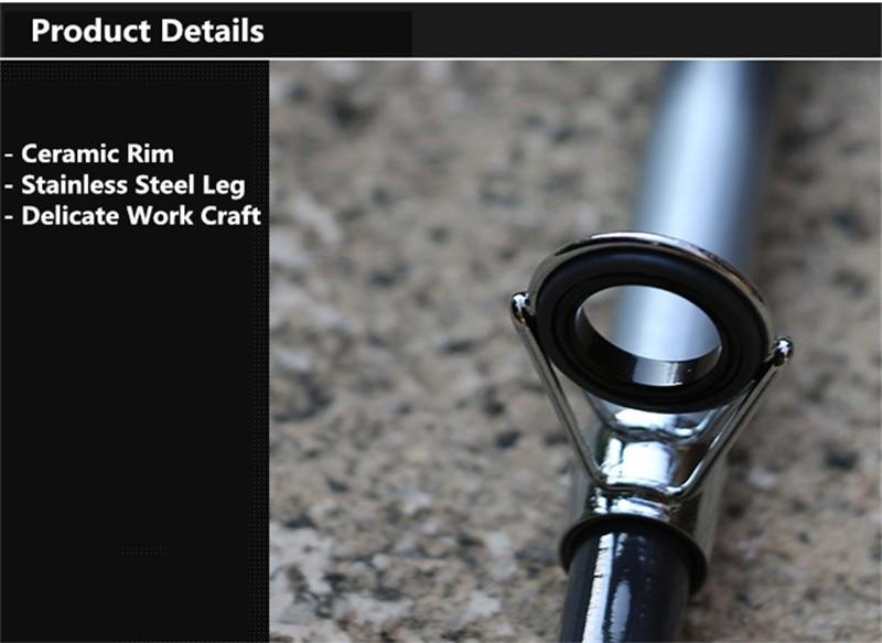 Mini Portable Telescopic Fishing Rod 90% Carbon Fiber Sea Fishing Pole High Quality Sea Fishing Rod 1.3M 1.8M 2.4M 3 (5)