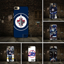 NHL Hockey Winnipeg Jets Cell phone Case Cover For Huawei P6 P7 P8 P9 P10 Lite Honor 3 4 4X 4C 7 V8 For LG G3 G4 G5