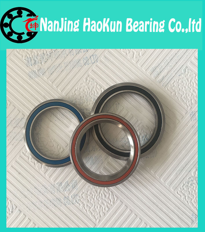 1-1/8 28.575mm bicycle headset bearing MH-P08H8 TH-870E Token 418A ( 30.6x41.8x8mm, 45/45) ACB845H8  bearing hybrid ceramic<br><br>Aliexpress