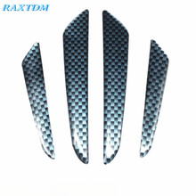 Buy Car styling WRC carbon fiber anti-collision bar case Mitsubishi ASX/Outlander/Lancer Evolution/Pajero/Eclipse/Grandis for $1.12 in AliExpress store