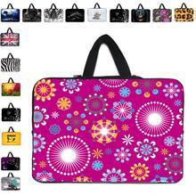 "2017 Funda Tablet 10 inch Neoprene Carry Cover Cases Pouch Fashion 10.1"" 10.2"" 9.7"" Netbook Tab Sleeve Bag Cover Bags Protector(China)"