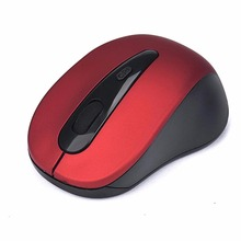 2.4GHz 3 Keys Mice Optical Wireless Gaming Mouse gamer Cordless USB Receiver mause for Laptop PC Computer(China)