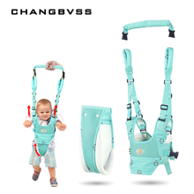 High quality Baby Harness Backpack Kids Safety Harness,Can be Split Crotch Pocket Baby walking assistant,harnais enfant,4 Colors(China)