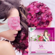 KONGDY 3 Bags Eye Mask for Sleeping With Steam Blcak Mask Add Essential Oil Moisturize Face Mask for Dry Eye Massage &Relaxation