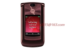 "Refurbished Unlocked Motorola RAZR2 V9 2.2"" Mobile Phone 2MP Cell Phone(China)"