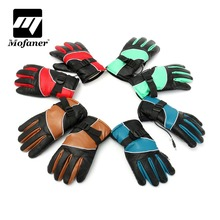 12V Motorcycle Bike Scooter Warm Electric Heated Warmer Winter Gloves Waterproof(China)