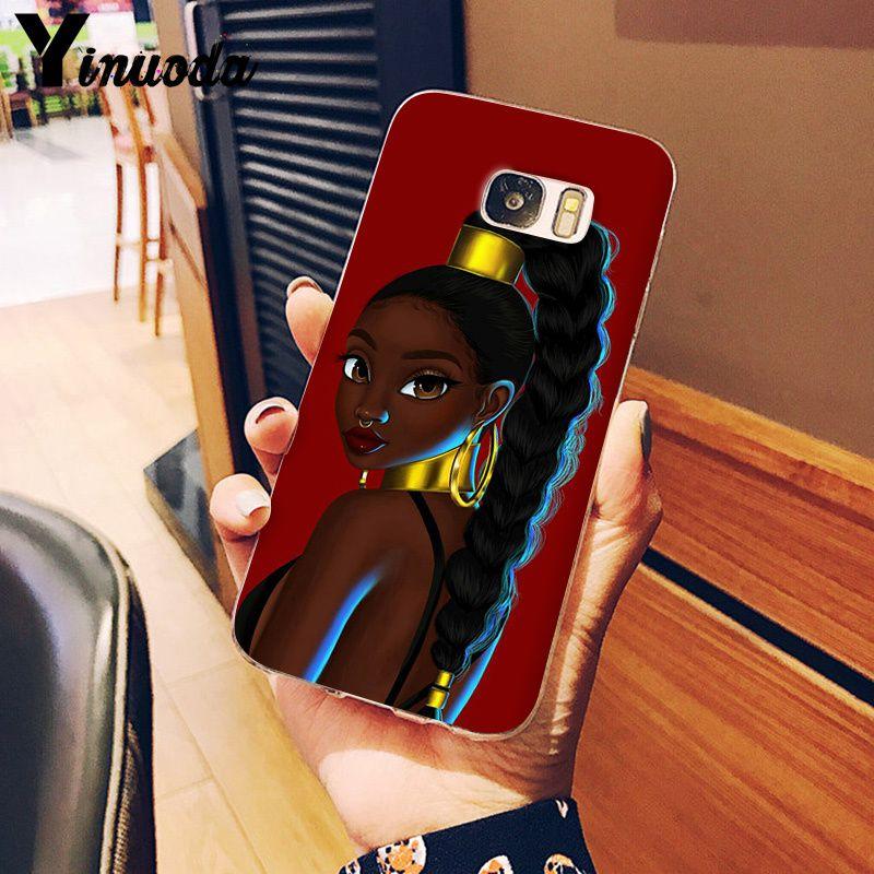 African Beauty Afro Puffs Black Girl