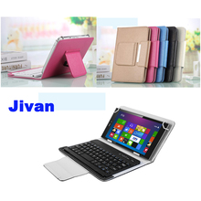 Jivan Original Bluetooth Keyboard Case For onda v975i Tablet PC for onda v975i keyboard case for onda v975i cover case(China)