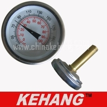 SS304 dial pipe thermometer(China)