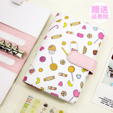 SBWY Original Schedule A6 Plan Notebook Notepad 1PCS(China)