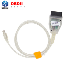 INPA K+CAN with FT232RL Chip For BMW USB Diagnostic Interface INPA Compatible OBD2 Diagnostic Cable For BMW From 1998 To 2008(China)