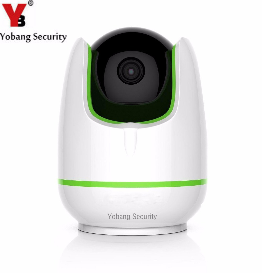 YobangSecurity WiFi IP Camera 720P Home Security Video Recording,Baby/Pets Monitor,Surveillance,Two Way Audio, Remote Viewing<br>