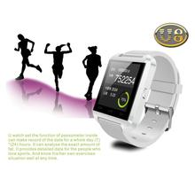 New App-Enabled Wrist Watch Mobile Phone for Sport Fitness Sync Call Messager Internet Water Resistant