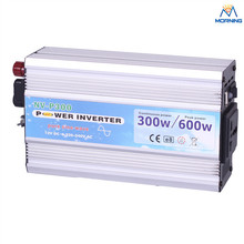 P300 300W Off Grid DC To AC Pure Sine Wave car power inverter 5V USB port