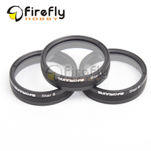 Sunnylife Camera Lens Star Filter Night Filter 4x 6x 8x for DJI Phantom 3/4