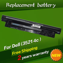 For Inspiron 3521 N3521 Laptop Battery For Dell 6K73M N121Y XCMRD YGMTN Series for Latitude 3531 RP1F7 3440 3540 E3440