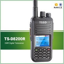 Cheap Competitive Price 5W UHF 400-480MHZ Digital Walkie Talkie TSSD TS-8200R Similar with TYT MD-380