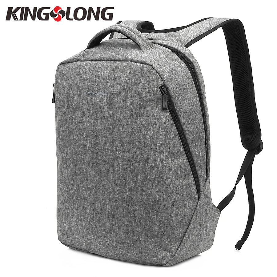 KINGSLONG 2018 Men Backpack for 15.6 Inch Laptop Backpack Large Capacity Paded Backpack Casual Style Rucksacks Unisex Backpacks<br>